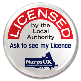 NarpsUK licensed